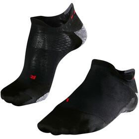 Falke RU 5 Invisible Running Socks Women grey/black